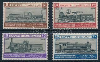 International Railway Congress set Nemzetközi vasúti kongresszus sor