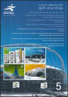 Ázsiai játékok; Doha blokk, 15/5000 Asian Games, Doha block