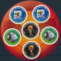 FIFA foil sheet Labdarúgás fóliaív