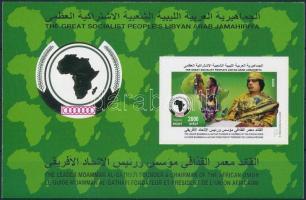 Kadhafi block Kadhafi blokk