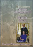 British reigning royal house block, Brit uralkodó ház blokk