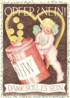 Winterhilfswerk des deutschen Volkes 1938/39. Gaustrassensammlung im Traditionsgau / NS charity propaganda, winter works, 1938/39 Téli segély a német nép számára. Nemzetiszocialista jótékonysági propaganda