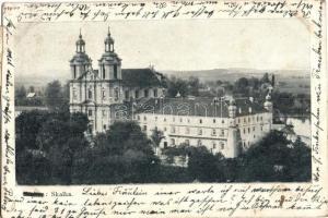 Kraków, Krakau; Skalka / church