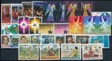 1970-1980 31 diff stamp, 1970-1980 31 klf bélyeg