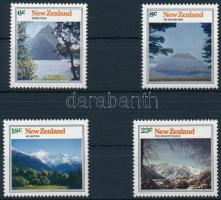 Mountain landscapes set Hegyi tájak sor