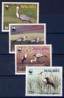1987 WWF Gólyák Mi 477-480