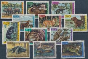 Forgalmi, állat sor Definitive, animal set