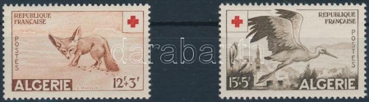 Red Cross set Vöröskereszt sor