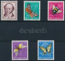 Jeremias Gotthelf, Insects set Jeremias Gotthelf, Rovarok sor