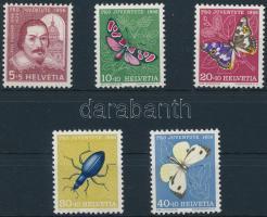 Carlo Maderno; Insects set Carlo Maderno; Rovarok sor