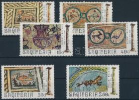 Mozaikok sor Mosaic set