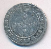 Lengyel Királyság 1665A-T 6Gr Ag II. János Kázmér (2,6g) T:3 Poland 1665A-T 6 Grossus Ag Johann Casimir II (2,6g) C:F Kopicki 1677.