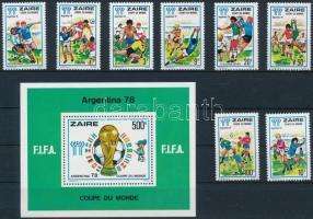 Labdarúgó VB, Argentína sor + blokk Football World Cup, Argentina set + block