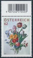 Flower margin stamp, Virág ívszéli bélyeg