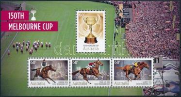 Equestrian sports block Lovas sport blokk