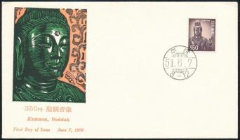 Definitive stamp FDC, Forgalmi bélyeg FDC-n