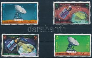 1975 Űrállomás sor Mi 36-39