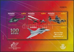 Spanyol légierő évfordulója blokk Spanish Air Force anniversary block