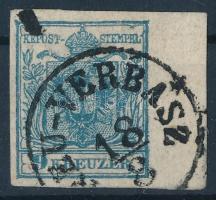 1850 9kr jobb oldalon nagy ívszéllel ,,NEU - VERBÁSZ