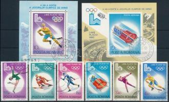 Olympics set + blockset Olimpia sor + blokksor