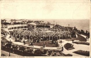 Eastbourne, Redoubt Bandstand and Gardens