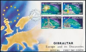Europa CEPT: Discovery and inventions set, Europa CEPT: Felfedezések és találmányok sor
