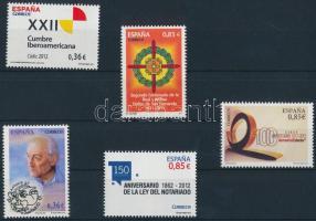 5 stamps, 5 klf bélyeg