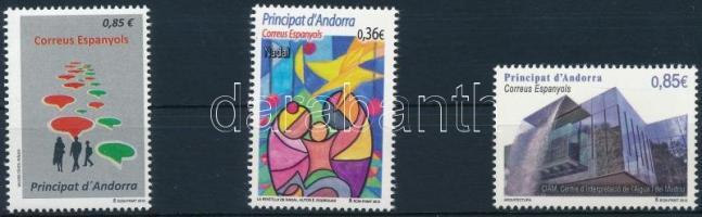 3 diff stamps, 3 klf bélyeg
