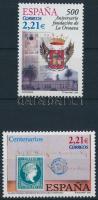 2005 150 éves a bélyeg sor Mi 4077-4078