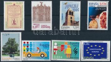2005 8 különféle bélyeg