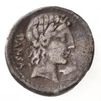 Római Birodalom / Róma / C. Vibius Pansa Kr. e. 90. Denár Ag (3,57g) T:2-,3 enyhén hajlott Roman Empire / Rome / C. Vibius Pansa 90 BC. Denarius Ag PANSA / [C VIBIVS C F] (3,57g) C:VF,F slighlty curved Crawford 342/5b; Sydenham 684a