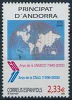 60th anniversary of UNESCO, 60 éves az UNESCO