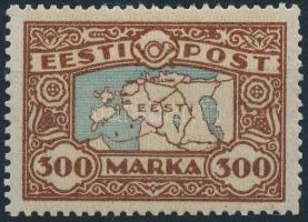 1924 Térkép Mi 54