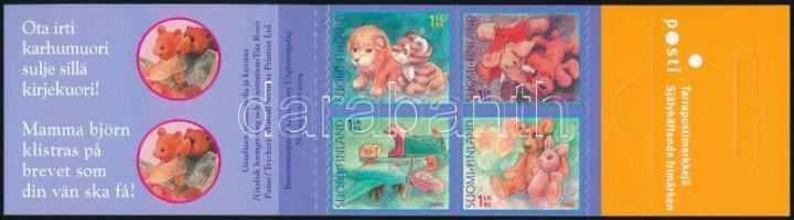 My Welcome Stamp - Valentine's Day self-adhesive stamp-booklet Üdvözlőbélyegem - Valentin nap öntapadós bélyegfüzet