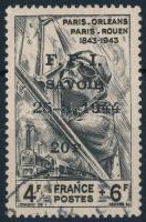 Chambéry 1944 Mi 13