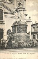 Buenos Aires, Mausoleo de Belgrano / mausoleum monument