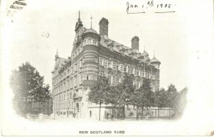 London, New Scotland Yard
