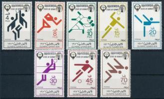Olympics set, Olimpia sor