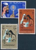 1974 Nemzetközi oktatás napja sor Mi 28-30