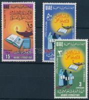 Arab oktatási nap sor Arabic Day of Education set
