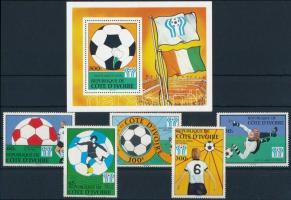 Football World Cup, Argentina set + block Labdarúgó VB, Argentína sor + blokk