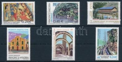 6 klf bélyeg, 6 diff stamps