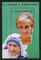 1997 Diana hercegnő blokk Mi 372