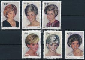 Princess Diana set Diana hercegnő sor