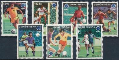 Football Championship set, Labdarúgó EB  sor