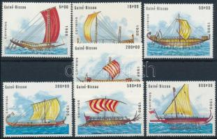 Ships set Hajók sor