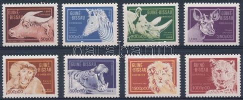 Definitive, Animals set, Forgalmi; Állatok sor