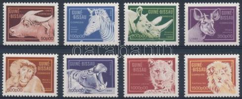 Forgalmi; Állatok sor, Definitive, Animals set