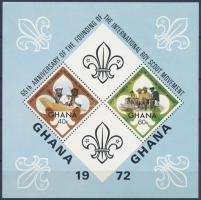 65th anniversary of scouting block 65 éves a cserkészet blokk