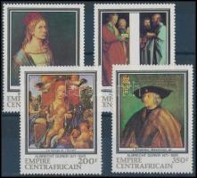 450 éve halt meg Albrecht Dürer sor, 450th anniversary of Albrecht Dürer's death set
